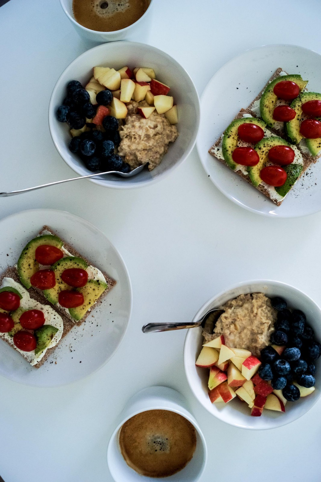 Avocado Bread for Breakfast