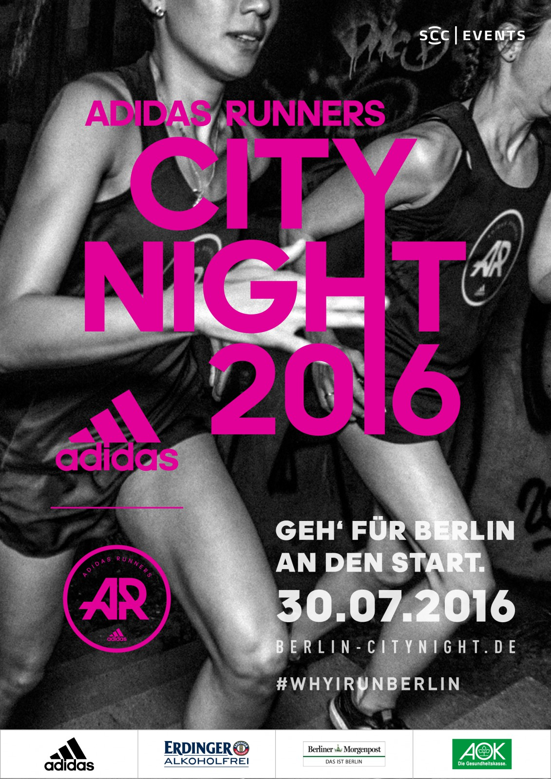 adidas Runners City Night 2016