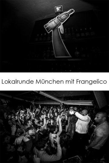 Lokalrunde München mit Frangelico