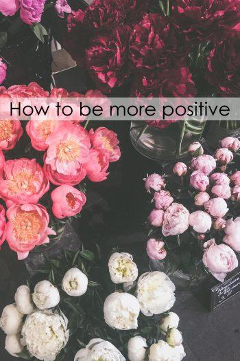 Hier erfahrt ihr, wie ihr es schafft, positiver zu sein!