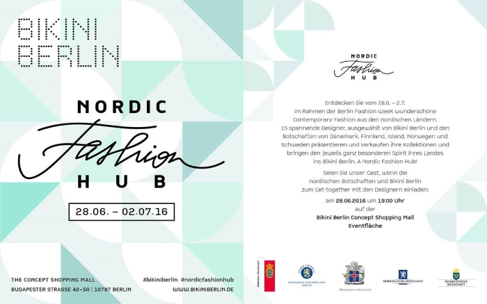 Nordic Fashion Hub Bikini Berlin