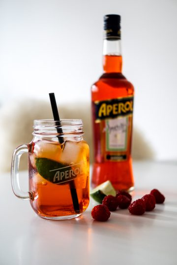 The Sunny Side of Life with Aperol