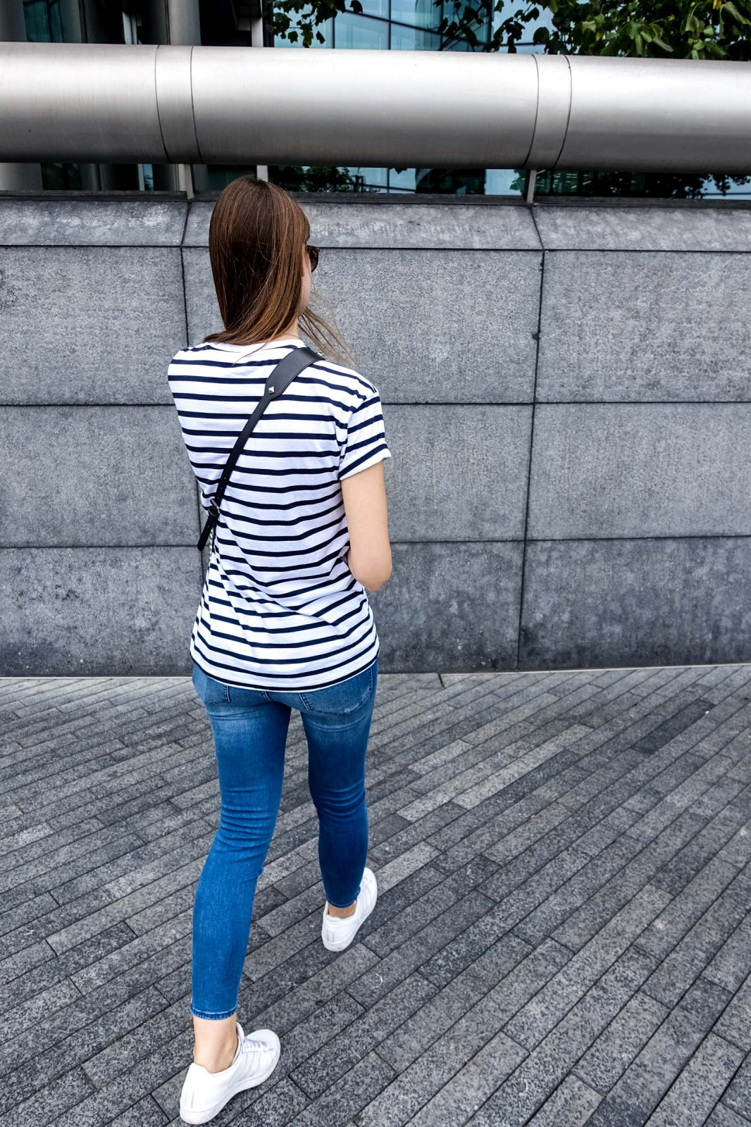 Einfaches Reise Outfit