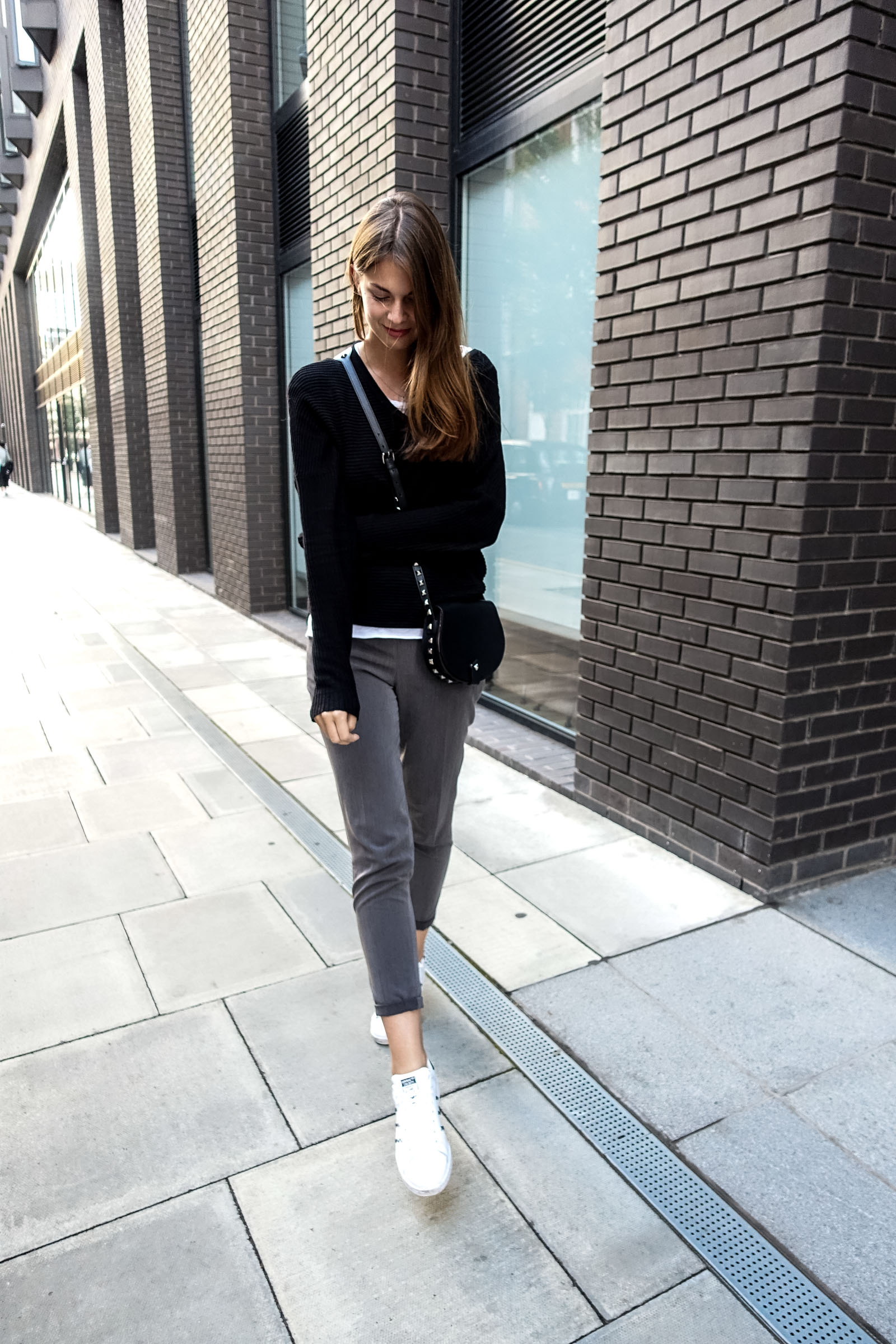 Fashion In London Today: Casual London Outfit