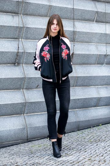 Autumn Trend Bomber jacket