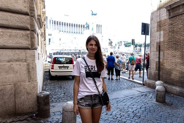 Levi's T-Shirt Berlin
