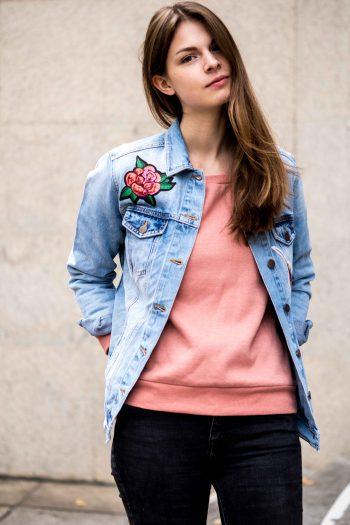 Fashionbloggerin Jacke von whaelse.com
