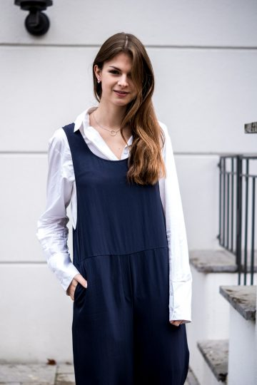 blue Overall