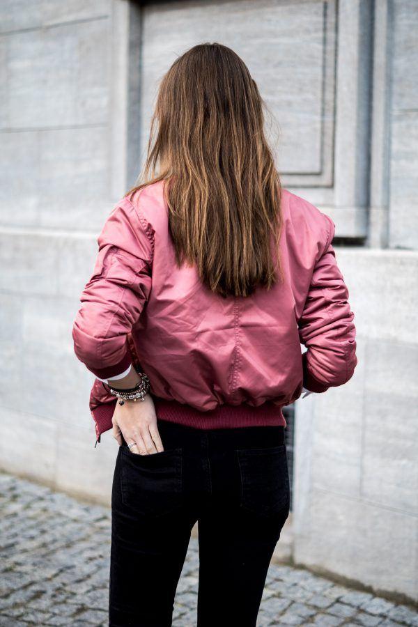 Subdued Bomberjacke