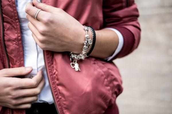 Pandora Armband und Ringe
