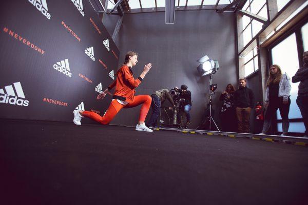 Adidas 180° Video