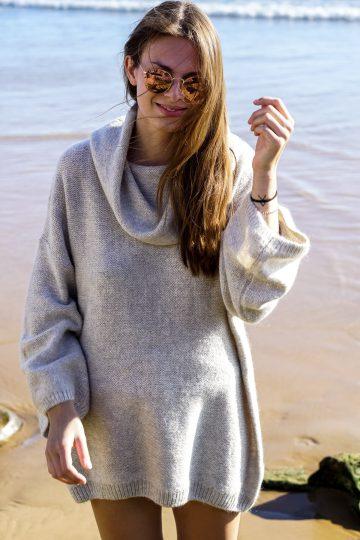 oversized Lexington sweater