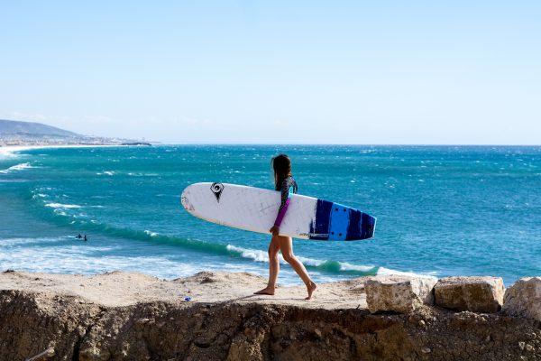 Surfing in Marokko