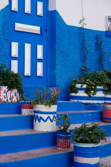 Upcycling in Morocco