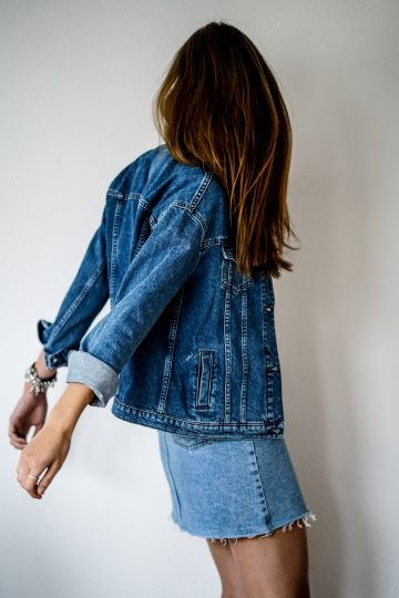 Subdued Jeansjacke