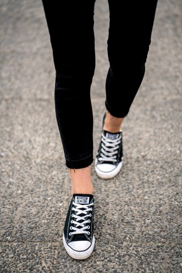 How to wear Chucks
