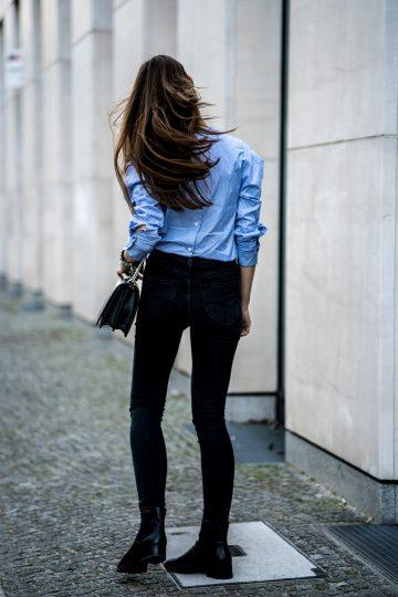 Wie trägt man Lee Jeans