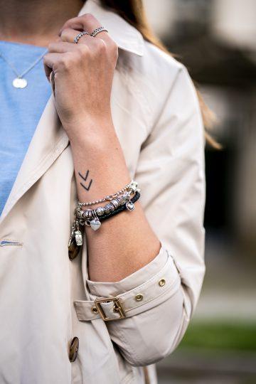 Pfeil Tattoo