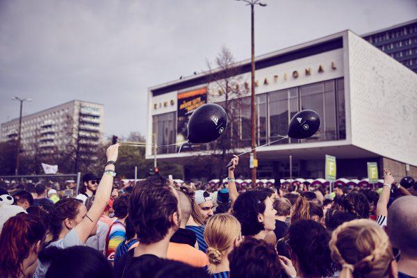 Adidas Runners Halbmarathon Berlin