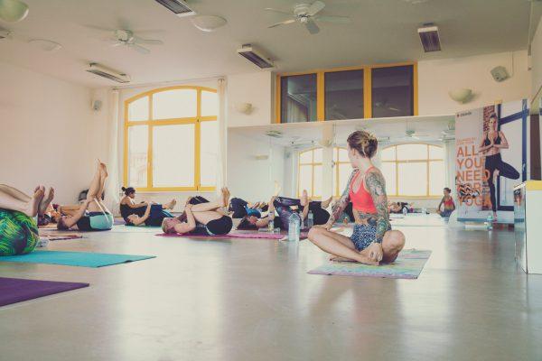 Yoga Kurs in Berlin