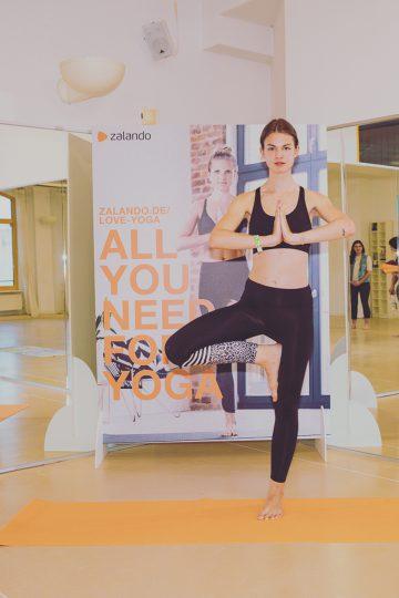 Hot Yoga with Zalando – We Love Yoga