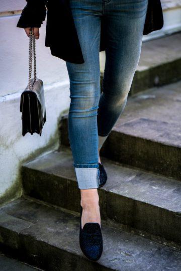 Vila Jeans mit Umschlag