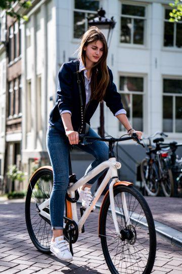Amsterdam per bike