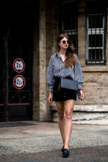 Pull & Bear skirt with studs