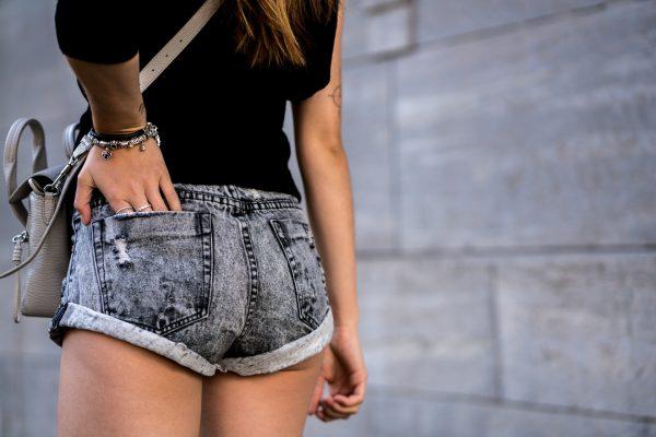 Wie trägt man Shorts
