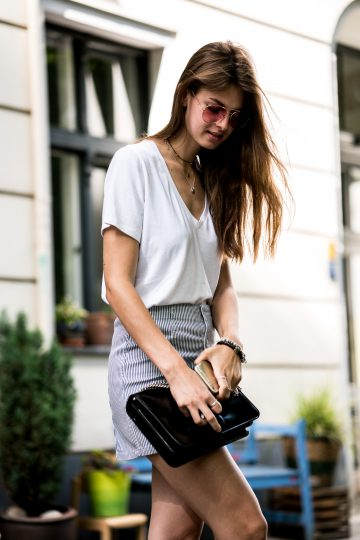 Subdued Outfit