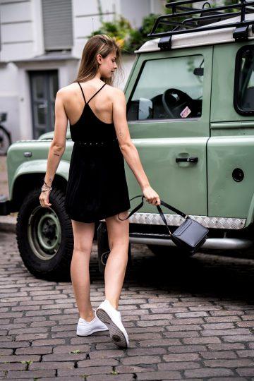 Wie trägt man Sommerkleider