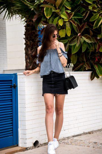 Blau und Weiß – die Farben des Sommers