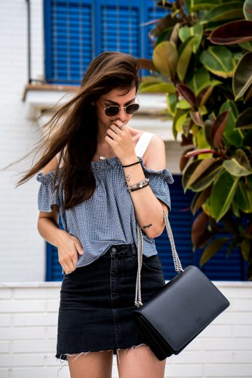 Wie trägt man eine runde Sonnenbrille