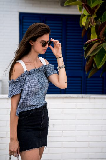 Mango summer top