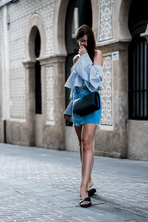 causual chic summer outfit