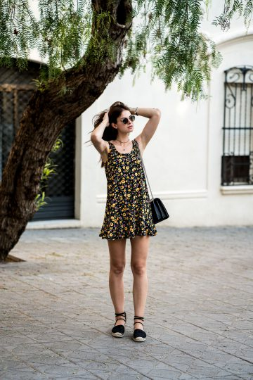 how to wear a summer dress