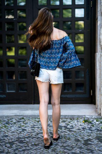 how to wear Off Shoulder