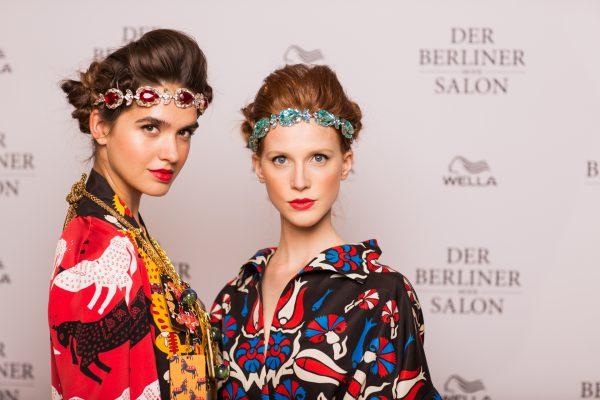 Rianna + Nina Haar-Look SS 18