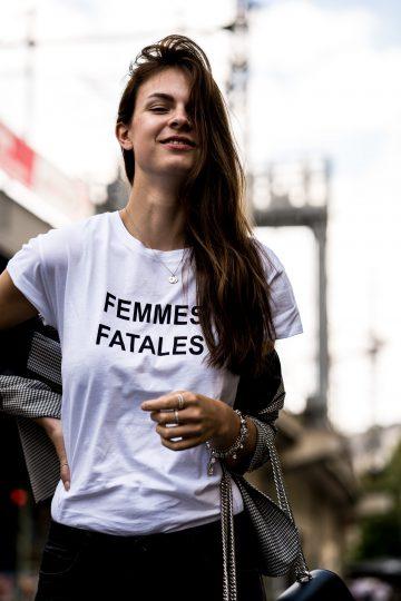 Femmes Fatales T-Shirt