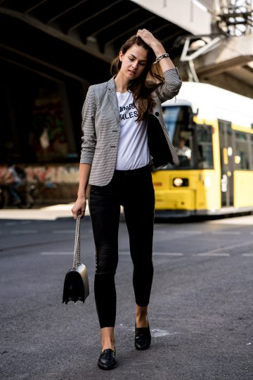 Slim Fit Jeans casual chic styled