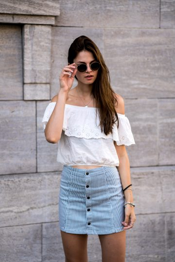 how to wear round sunglasses