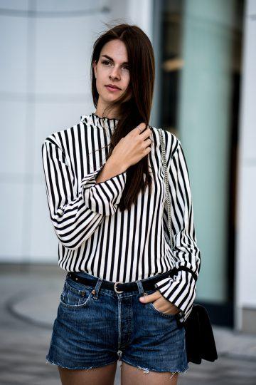 Zara Shirt with stripes