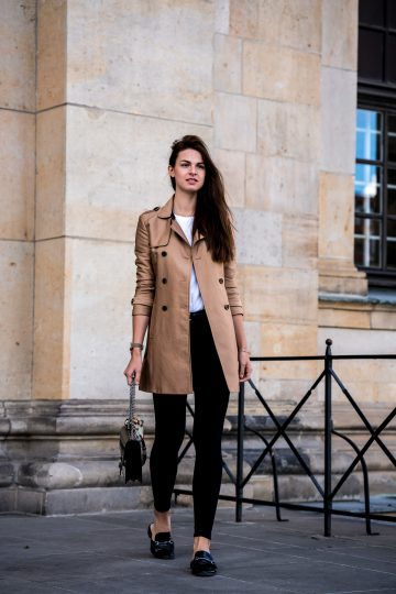 Reserved Trenchcoat