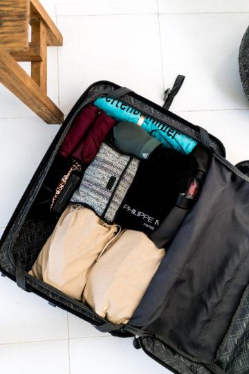 Wie packt man seinen Koffer