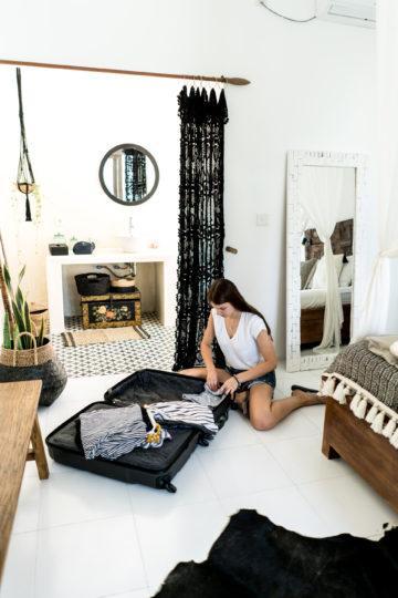 Koffer packen wie ein Profi