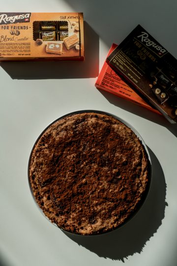 Ragusa chocolate cake
