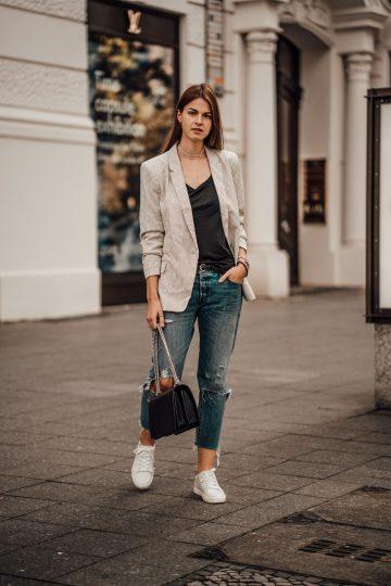 Whaelse_Fashionblog_Light_Blazer_Boyfriend_Jeans-1