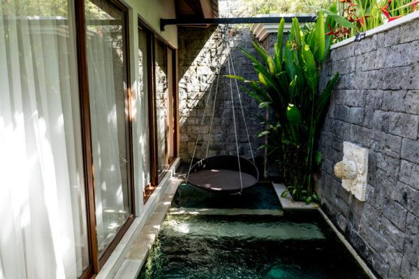 Pool in Ein-Zimmer-Villa Ini Vie Villas