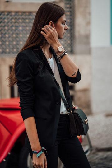 Wie trägt man eine Hyprid Smartwatch