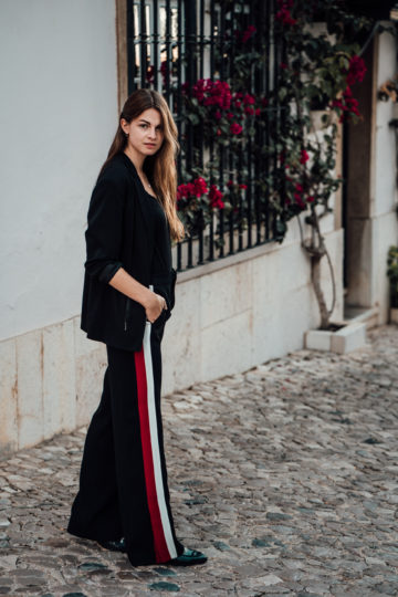 how to put together a casual chic Outfit